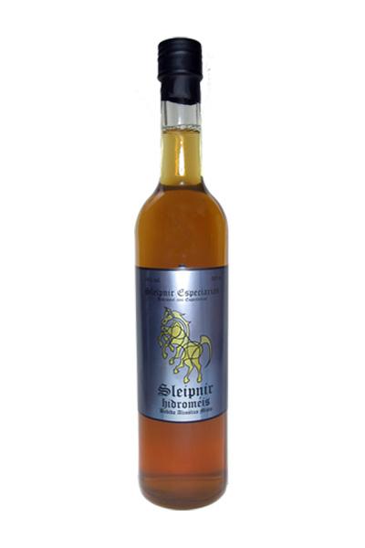 Kit hidroméis Sleipnir - tradicional e metheglyn - 500ml cada