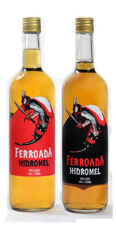 Kit Hidromel Ferroada