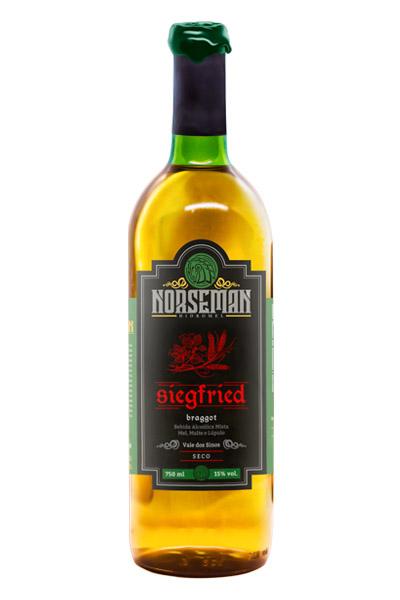 Kit Norseman - Tradicional, Melomel e Braggot - 750ml cada