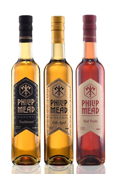 Kit Philip Mead, Tradicional, Red Fruit e Oak Aged