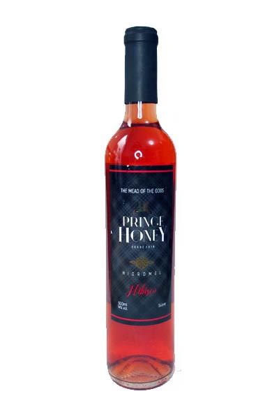Hidromel Prince Honey Hibisco