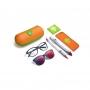 Armação para Óculos de Grau com clip-on Nano Nao840348SC