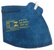 KIT 10 Respirador MASKFACE PFF-2S Azul Royal CA Nº 38955