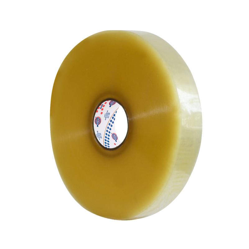 Fita adesiva empacotamento hotmelt ref.5231 69mm x 1200m (Caixa c/ 3 rolos)