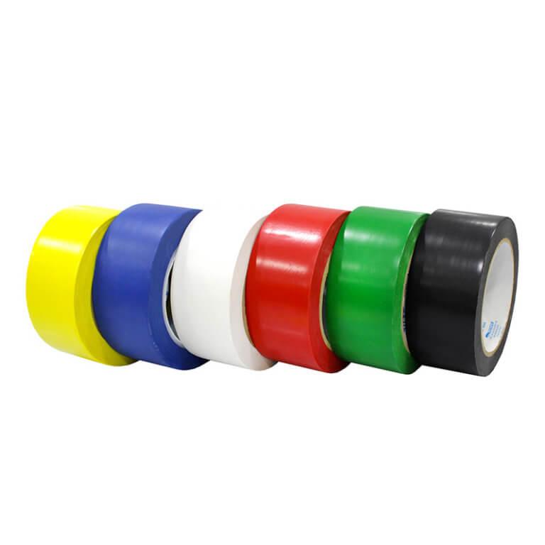 FITA ADESIVA PVC DEMARCAÇÃO DE SOLO REF.400 48MM X 30M - TECTAPE