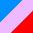 Cor: Xadrez - Azul/Rosa/Vermelho