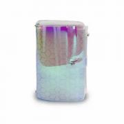 Caderneta EVERTOP Evercase Holográfica 80fls Cutie