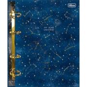 Caderno TILIBRA Argolado Cartonado  Magic 160fls