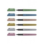 Caneta CIS Brush Metallic 1un.