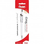Lapiseira PENTEL Sharp 0.3mm Branca 1un.