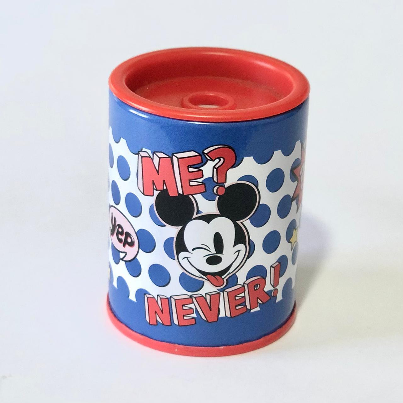 Apontador MOLIN Mickey c/ depósito 1un.