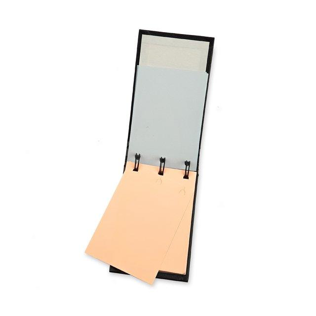 Caderneta ÓTIMA Micro SystemFlex Noir Pena