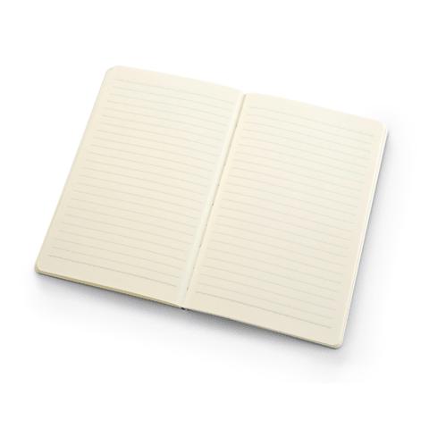 Caderneta Papertalk ÓTIMA Maxi Flex Pink Stone Geométrico