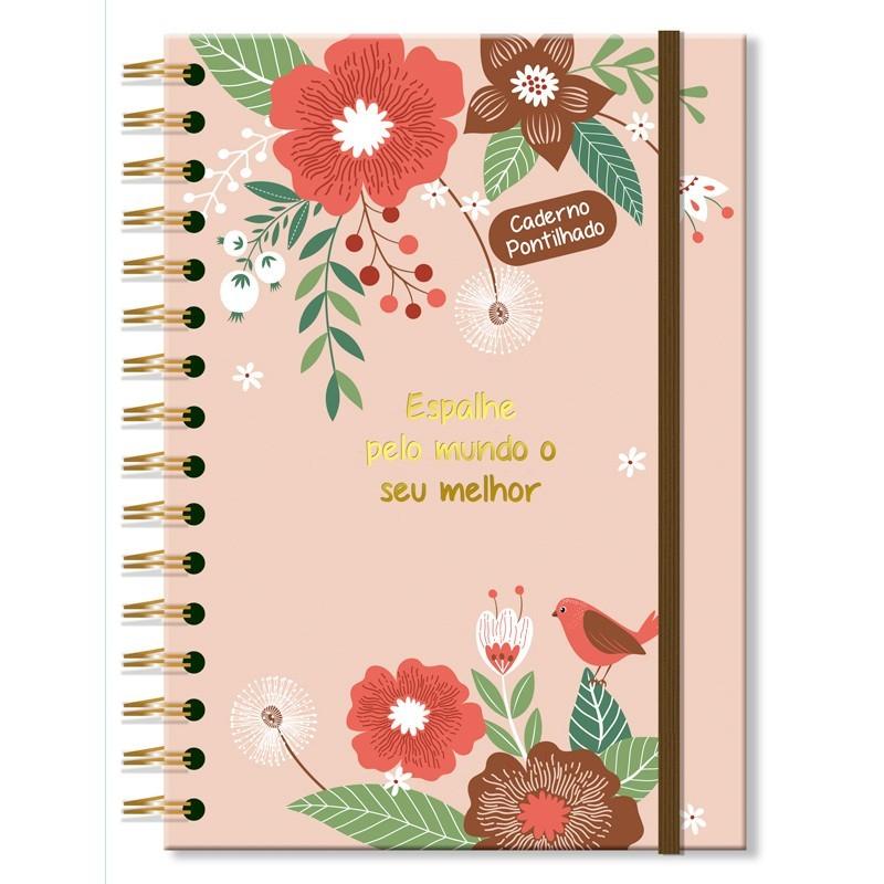 Caderno FINA IDEIA Pontilhado 90fls