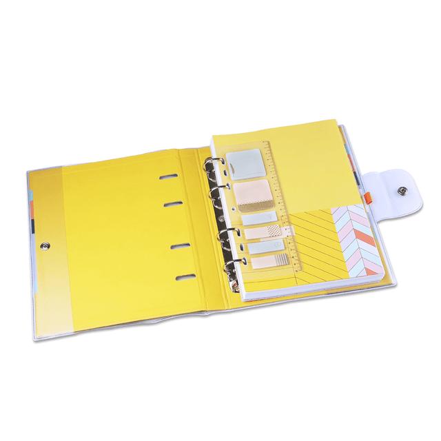 Caderno ÓTIMA Argolado PVC Allegro
