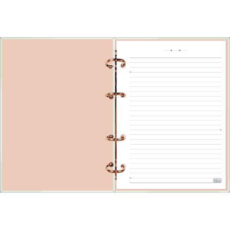 Caderno TILIBRA Argolado Cartonado Soho 160fls