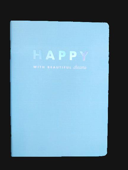 Caderno TILIBRA Grampeado Happy 32fls