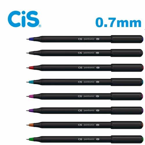 Caneta CIS Pentonic 0.7mm 1un.