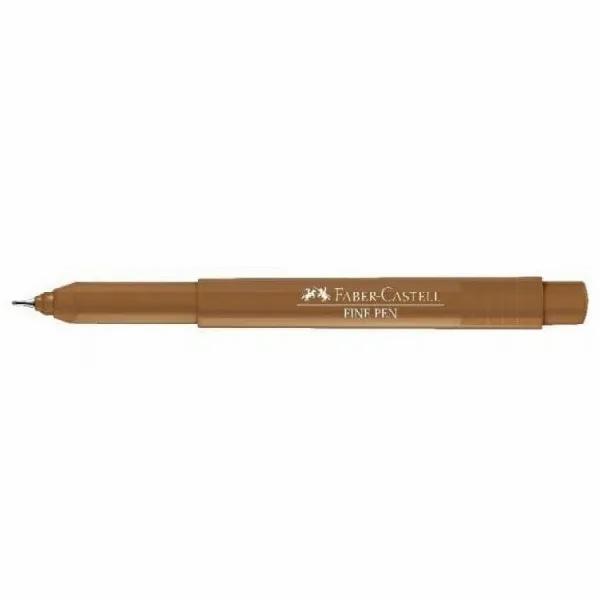 Caneta FABER CASTELL Fine Pen 1un.
