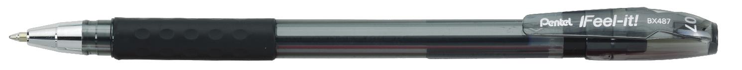 Caneta PENTEL Esferográfica IFeel-it  0.7mm 1un.