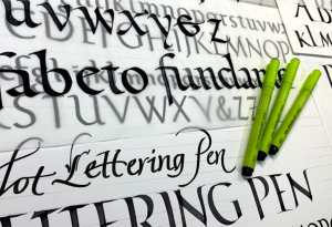 Caneta PILOT Lettering Pen 1un.