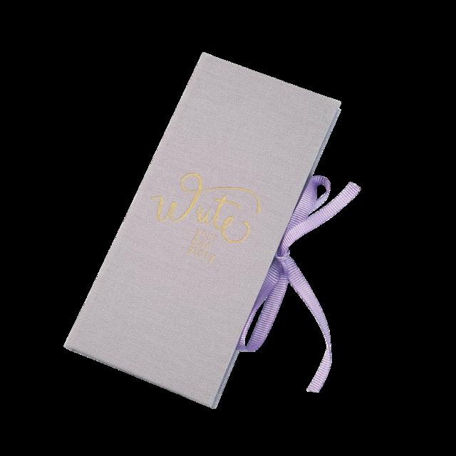 Conjunto ÓTIMA Sticky Notes 04 Laço Cotton