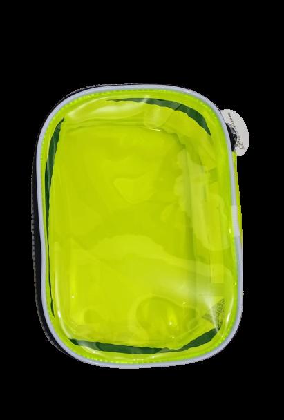 Estojo FIZZ 100 Pens Cristal Neon