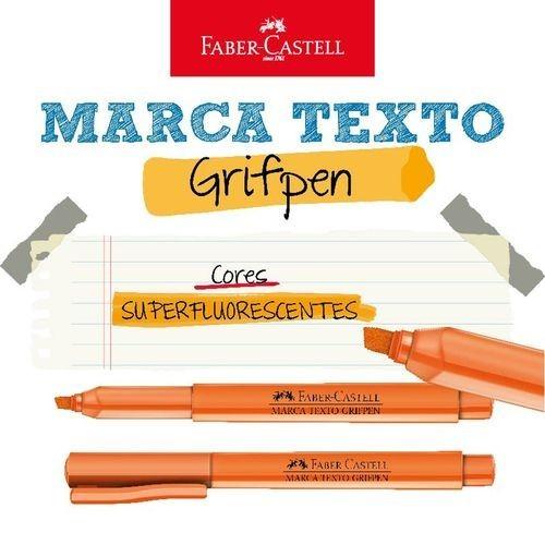 Marca Texto FABER CASTELL Grifpen Neon 1un.