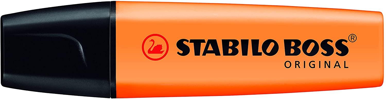 Marca Texto STABILO Boss kit 23 cores 5o anos