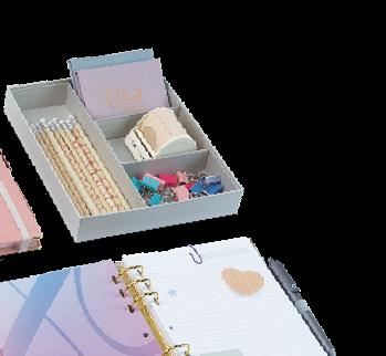 Planner ÓTIMA A5 La Bela com caixa premium