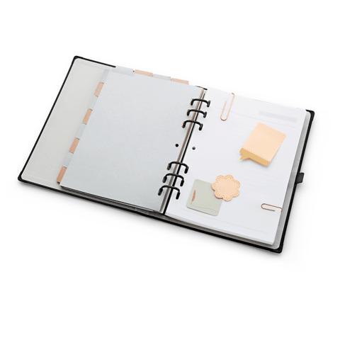 Planner ÓTIMA A5 Noir Pena com caixa premium