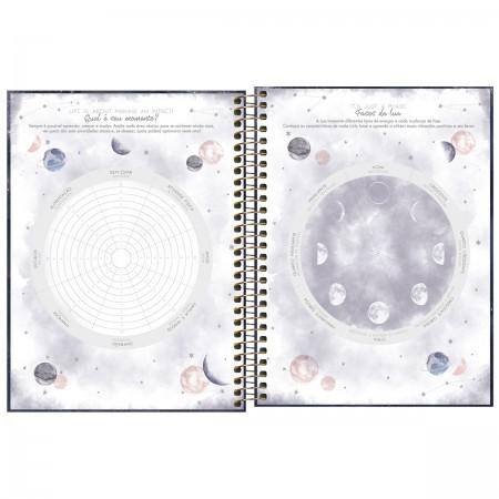 Planner TILIBRA Espiral Magic 18x24cm 2021