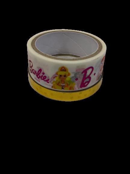 Washi Tape TRIS Barbie 2 unid.