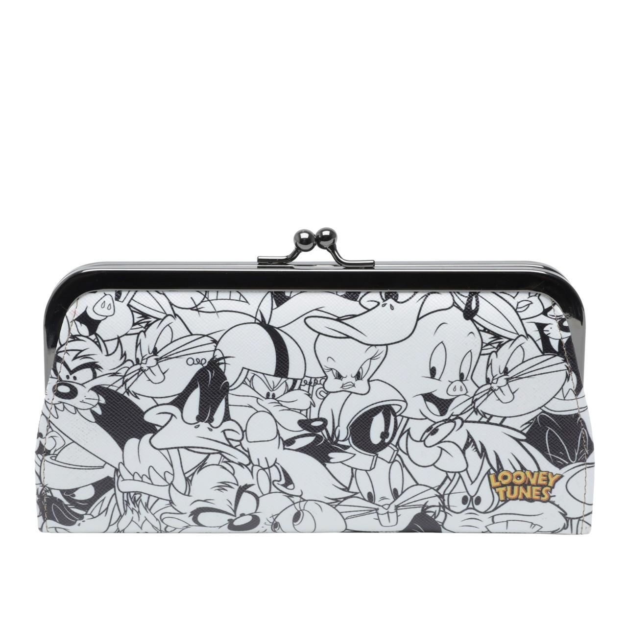 Carteira PU Looney Tunes - Licenciada