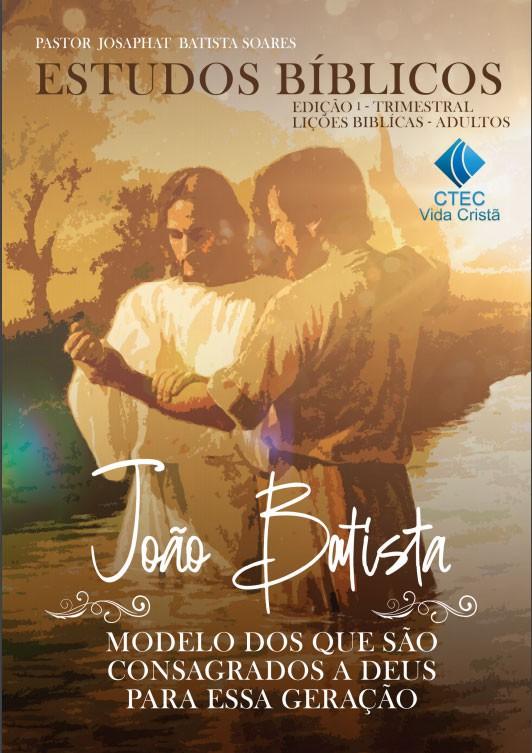 Livro 1000 Esboços Bíblicos + Revista João Batista