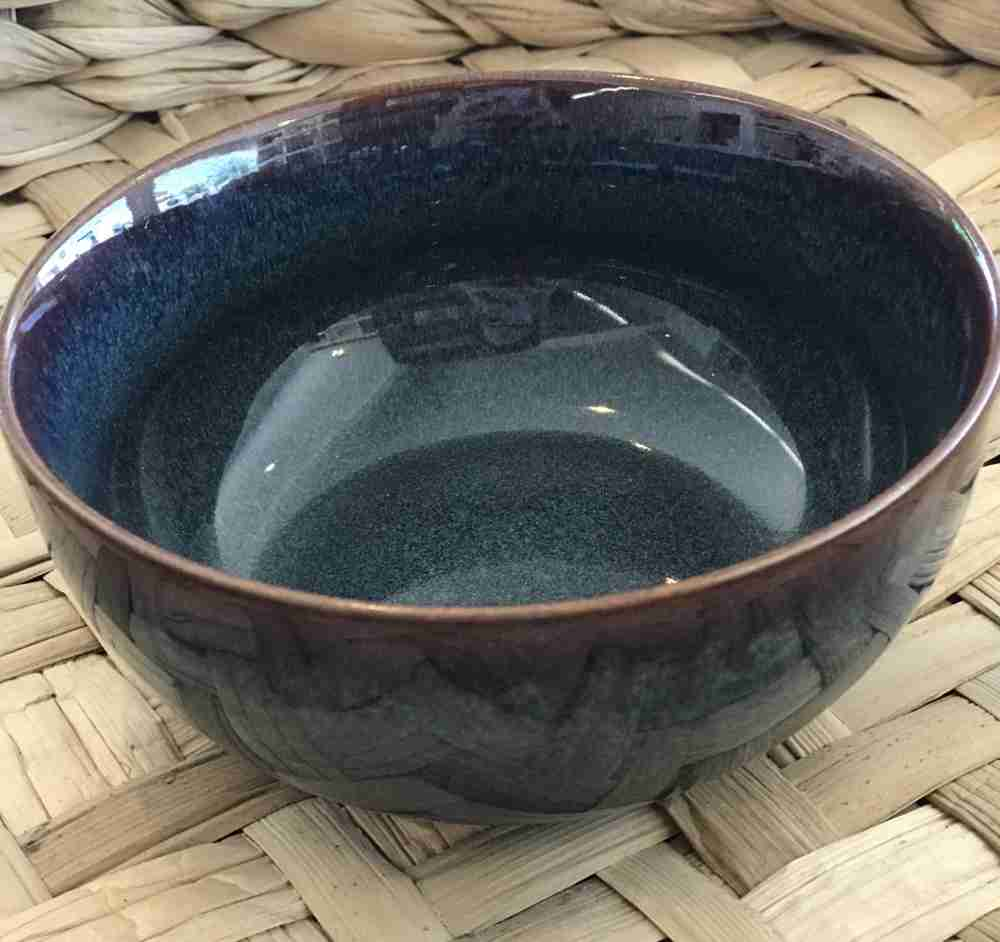 BOWL PORCELANA REACTIVE GLAZE 470ML