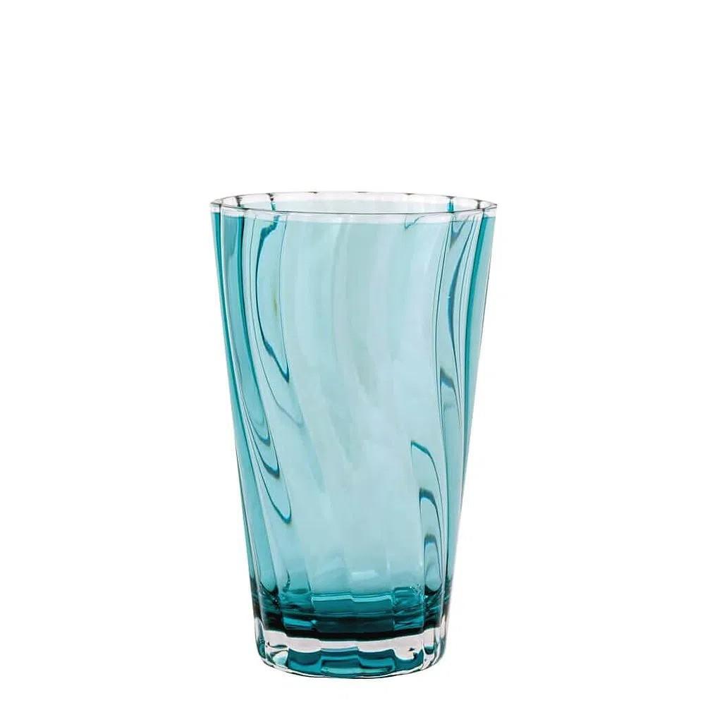 COPO LONG DRINK ACRÍLICO VERDE