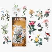 Adesivos Flores - 60 un.