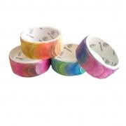 Bolinhas adesivas - 100 un
