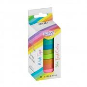 Kit Washi Tape Fresh Slim BRW c/10