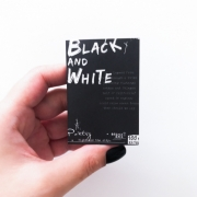 Livrinho Black and White