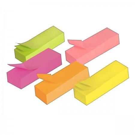 Bloco Adesivo Tili Notes Neon 500 folhas