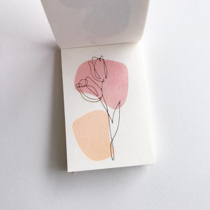 Bloquinho Romantic