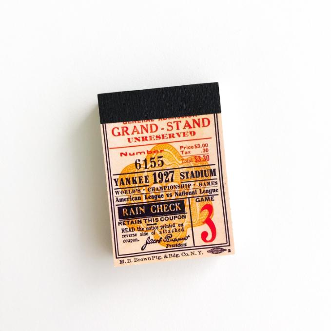 Bloquinho Vintage