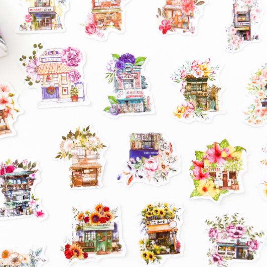 Caixinha Flores & Lugares