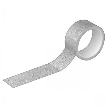 Washi Tape Glitter e Metalizada Tilibra