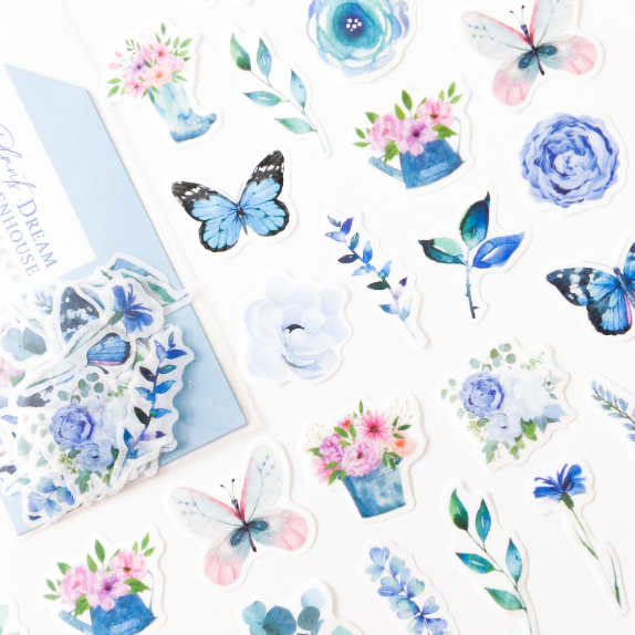 Kit Delicate Blue