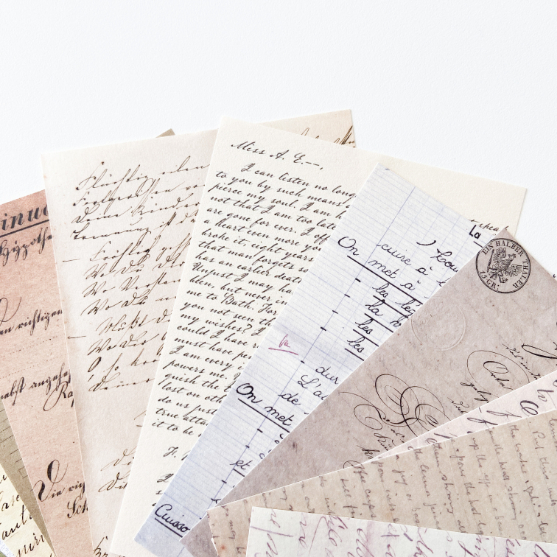 Kit Papeis e Adesivos Carta
