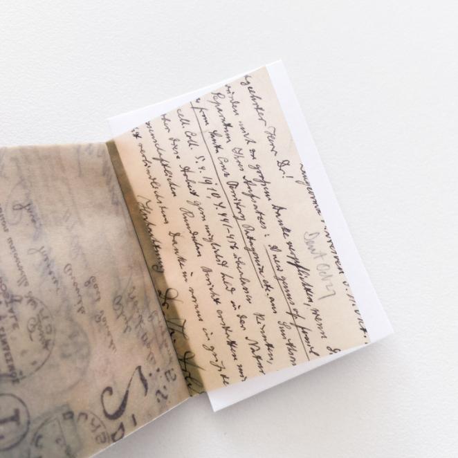 Livrinho Letters