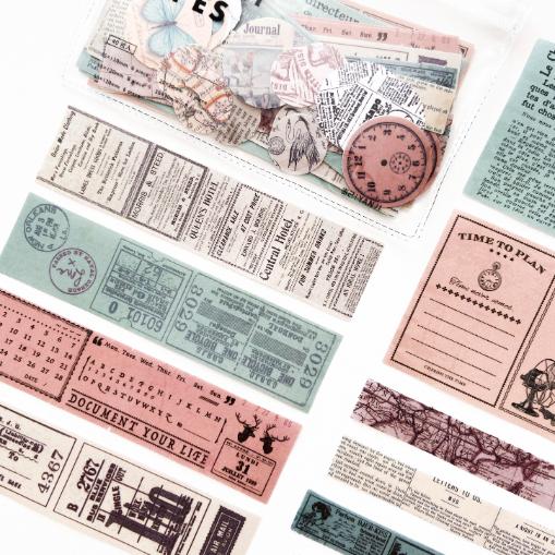 Pocket Tapes Vintage